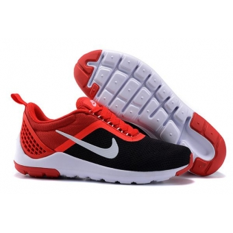 Мужские кроссовки Nike Lunarestoa 2 Essential black-red - N10818
